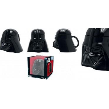 Star Wars - Tazza - Mug Cup - Ceramic 3D Character Sculpt - Darth Vader