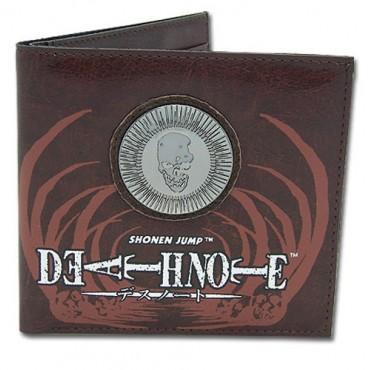 Death Note - Portafoglio - Logo Metallico