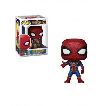 POP! Marvel 287 The Avengers Infinity War Iron Spider - Vinyl Bobble-Head Figure