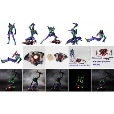Revoltech - Kaiyodo Evangelion Evolution EV-001 - Evangelion: 2.0 - Evangelion Test Type 01