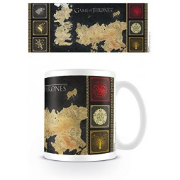 Game Of Thrones - Tazza - Mug Cup - ALL CRESTS 320 Ml