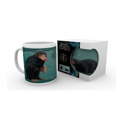 HARRY POTTER - Animali Fantastici e Dove Trovarli - Fantastic Beasts And Where To Find Them - Mug Cup - The Niffler - 30