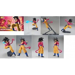 Dragon Ball Z - Figure Rise Standard - Plastic Model Kit - Super Saiyan 4 Son Gokou