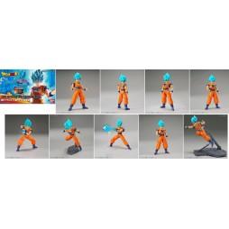 Dragon Ball Z - Figure Rise Standard - Plastic Model Kit - Super Saiyan God Super Saiyan Son Gokou