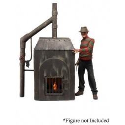 A Nightmare on Elm Street - Freddy Krueger\'s Furnace Diorama - for 7 Inch Action Figures Neca