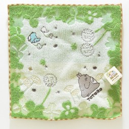 Il Mio Vicino Totoro - My Neighbour Totoro - Walking on Grass Totoro Mini Towel