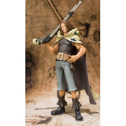One Piece - Figuarts Zero - Red-Haired Pirates - Yasopp