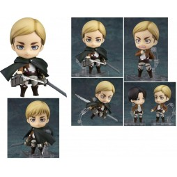 Nendoroid - 775 - Attack on Titan - L'Attacco dei Giganti - Action Figure Erwin Smith