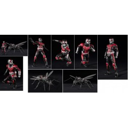 S.H. Figuarts Ant-Man & Wasp Ant-Man + Anthony