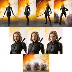 S.H. Figuarts Avengers Infinity War Black Widow