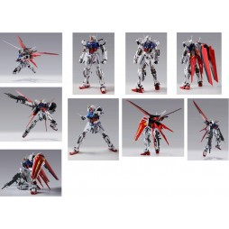 Bandai Metal Build - Gundam Seed AILE STRIKE GUNDAM