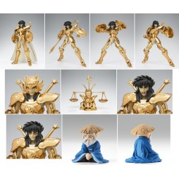 Saint Seiya - I Cavalieri dello Zodiaco - Libra Dohko and Master Laotzu MYTH CLOTH EX OCE (Original Color Edition)