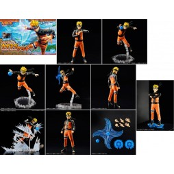 Naruto - Figure Rise Standard - Plastic Model Kit - Naruto Uzumaki