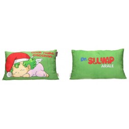 Dr. Slump & Arale Chan - Cuscino - Sleeping Gacchan Pillow/Cushion - Cuscino Rettangolare