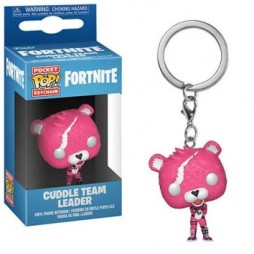 Pocket POP! - Fortnite - Cuddle Team Leader - Vinyl Figure Keychain