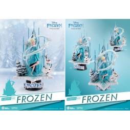 Frozen - Walt Disney - D-Select 005 - PVC Diorama 18 cm