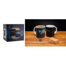 Harry Potter - Tazza - Mug Cup - Heat Change - Magic Wand (Cambia Immagine Con Il Calore!)