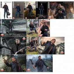 Supernatural - Quantum Mechanix 1/6 scale Action Figure - Dean Winchester 31 cm