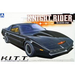 Knight Rider - Supercar - Movie Mechanical No.01 - Pontiac Transam K.I.T.T. (Knight Industries Two Thousand) Season 1 1/