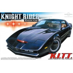 Knight Rider - Supercar - Movie Mechanical No.03 - Pontiac Transam K.I.T.T. (Knight Industries Two Thousand) Season 4 1/