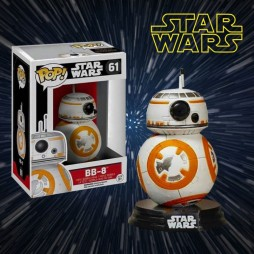 Star Wars POP! - 061 - Episodio 7 - BB-8 Vinyl Bobble-Head Figure