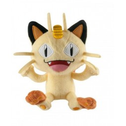 Pokemon Plush - D5 Plush SET - Happy Meowth Peluche 20 cm