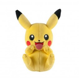 Pokemon Plush - D5 Plush SET - Happy Pikachu Peluche 20 cm