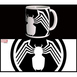 Marvel Comics - Venom - Tazza - Mug Cup - Venom Logo - Semic