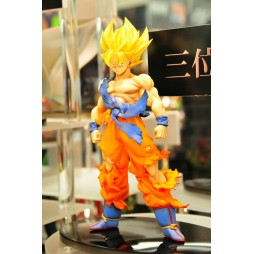 Dragon Ball Scultures - Big Colosseum Zoukei Tenkaichi Budokai - Ichiban Kuji Statue - Dragon Ball Kai Strongest Rival S