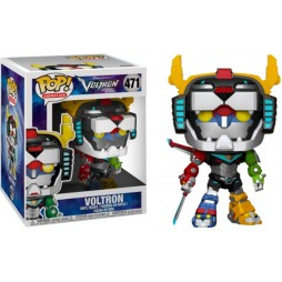 POP! Animation 471 - Voltron Defender Of The Universe - Supersized Vinyl Figure