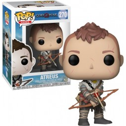 POP! Games 270 God Of War Atreus Vinyl Figure
