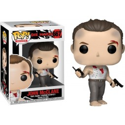 POP! Movies 667 Die Hard - John McClane Vinyl Figure