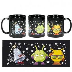 Dr Slump & Arale Chan - Tazza - Mug Cup - Emperor Nikochan - Ceramic Mug