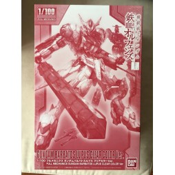 Gundam 1/100 01 - FULL MECHANICS GUNDAM BARBATOS LUPUS Iron-Blooded Orphans Clear Color Limited Ed. Version - Lucca Comi