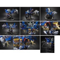 Kido Senshi Gundam - Formania EX Nu Gundam - Formania - Die Cast BUST - DX Chogokin EX RX-78GP-01FB Zephirantes Bust - B
