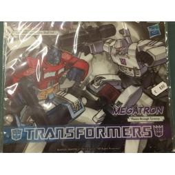 Transformers - Mousepad - Optimus Prime Vs. Megatron