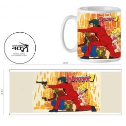 Daitarn III - Muteki kojin Daitan 3 - Tazza - Mug - Cup - Dairarn 3 Cast Ceramic