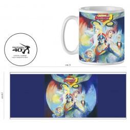 Daitarn III - Muteki kojin Daitan 3 - Tazza - Mug - Cup - Dairarn 3 Cast Paint Ceramic
