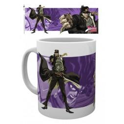 Jojo\'s Bizzarre Adventure - Tazza - Mug Cup - Jotaro Kujo - Ceramic Mug