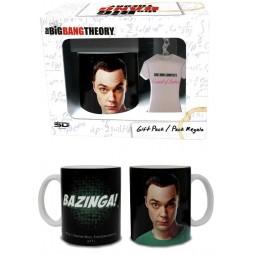 The Big Bang Theory - Gift Pack Tazza+Portachiavi - Mug Cup+Keyring - Sheldon Cooper\'s Council Of Ladies