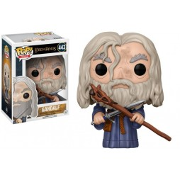 POP! Movies 443 Lord Of The Rings - Gandalf Vinyl Figure