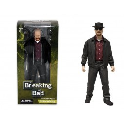 Breaking Bad - Action Figure - Walter White Heisenberg - Mezco Toys - 30 cm