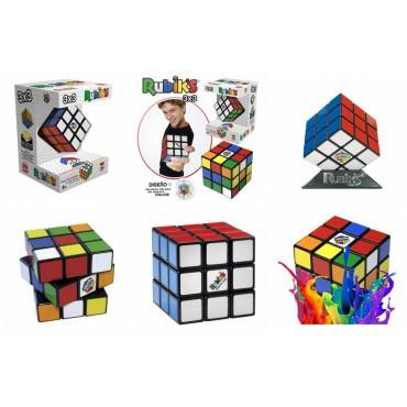Cubo di Rubik - Rubik\'s Cube - Original With Display Stand