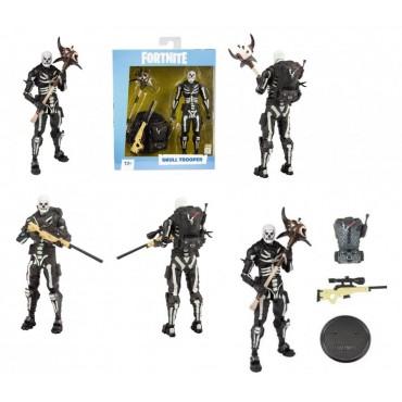 Fortnite - Action Figure Skull Trooper 18 cm
