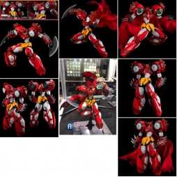 Sentinel - Riobot 019 - Getter Devolution - The Last Three Minutes of the Universe - Getter 1
