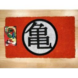 Dragon Ball - Doormat - Zerbino - Kame Gym - Palestra Del Maestro Muten - SD Toys