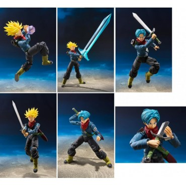 S.H. Figuarts Dragon Ball Super: Future Trunks