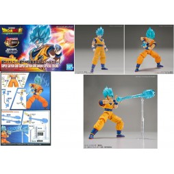Dragon Ball Super - The Movie Broly - Figure Rise Standard - Plastic Model Kit - Super Saiyan God Super Saiyan Son Gokou