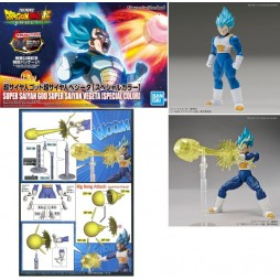 Dragon Ball Super - The Movie Broly - Figure Rise Standard - Plastic Model Kit - Super Saiyan God Super Saiyan Vegeta Sp