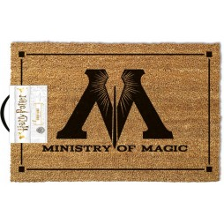 Harry Potter - Doormat - Zerbino - Ministry of Magic - Pyramid